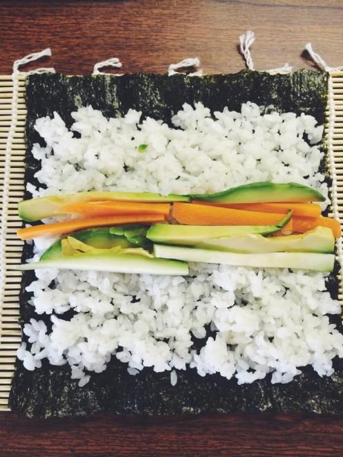 Priprava sušija